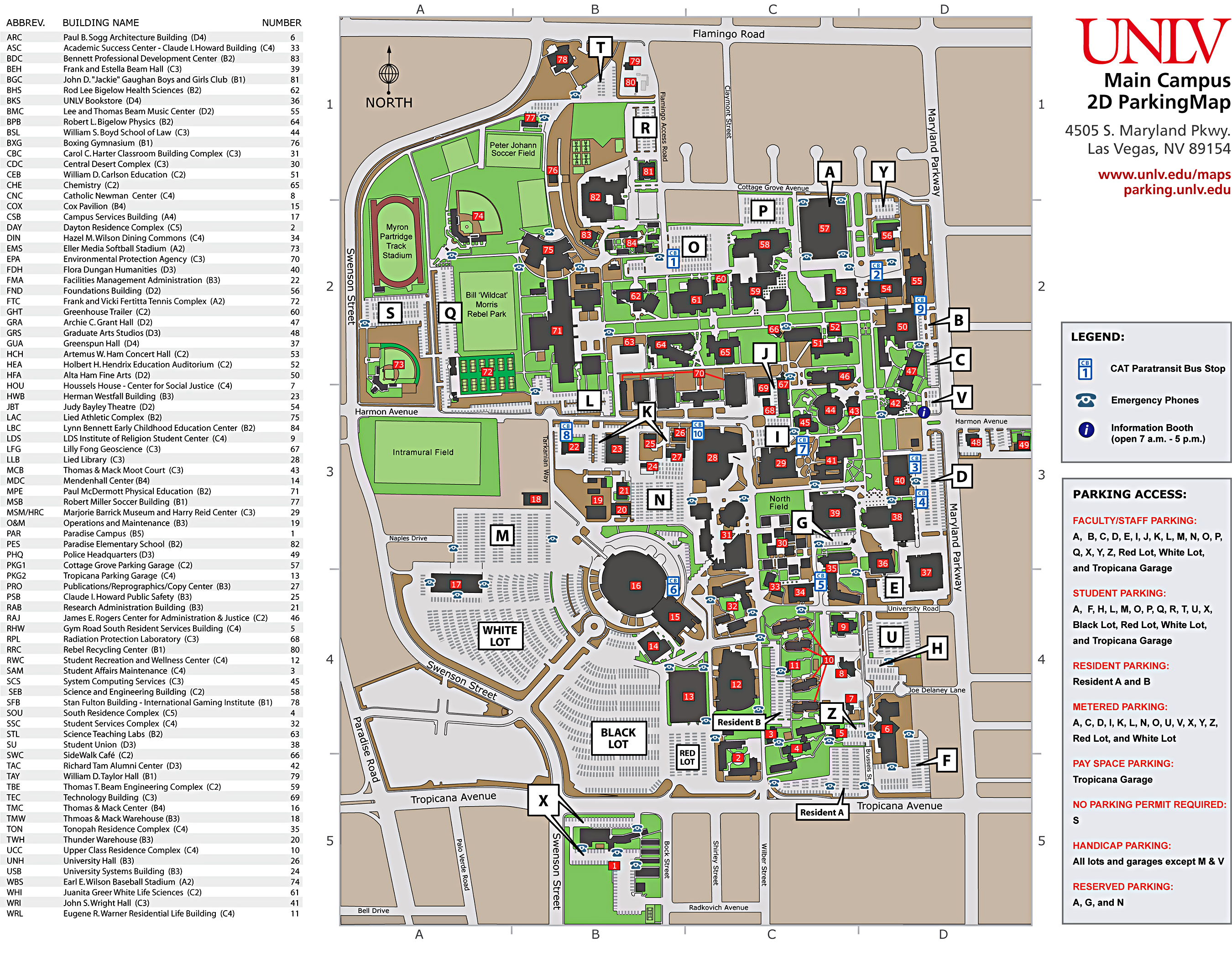 unr parking map with Travel13 on Travel13 besides Seating Charts furthermore Packtransit likewise Unr 2015 Calendar further Unr Map.